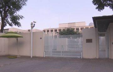在越日本大使館ハノイ