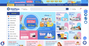 【ベトナムで出産・子育て】ベトナムの子供用品のオンラインショッピングはお任せ! Kids Plaza