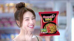 【2020年発売】絶品!食べるべきベトナムインスタントラーメン OMACHI 102